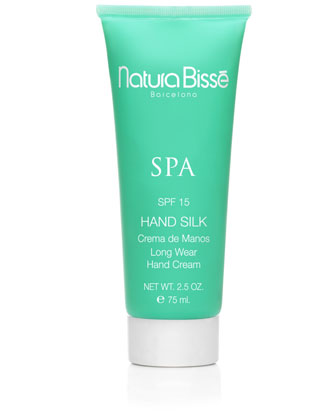 NB spa silk hand cream