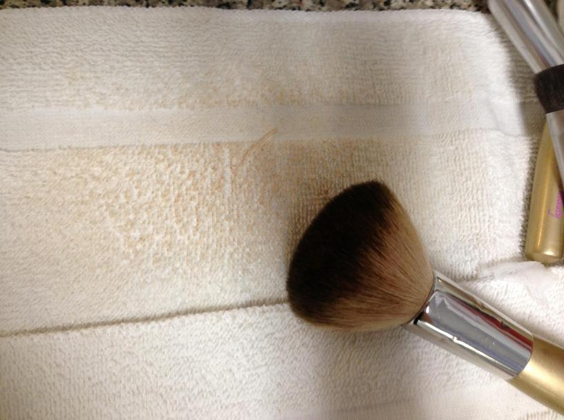 how to clean varnish off brushes