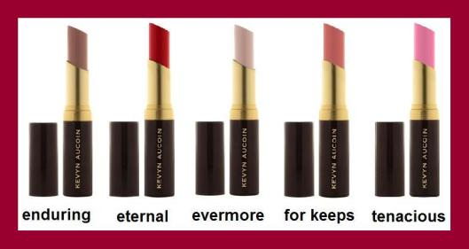 kevyn new matte lipsticks