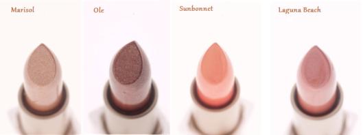 bronzey lipsticks