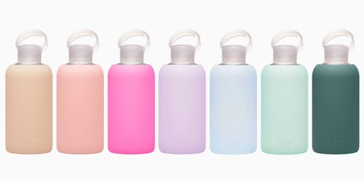 BKR water bottles! NEW to Facade