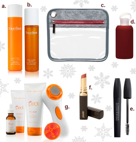 The Sporty Girl Gift Guide 2013